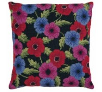 Anemone Herb Pillow - HP31 - Country Garden Collection
