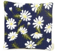 Daisy Herb Pillow - HP47 - Country Garden Collection