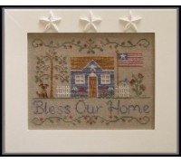 Bless our Home Chart - 08-1553