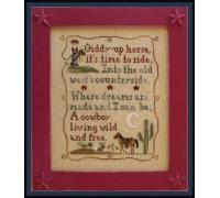 Cowboy Dreams Chart - 07-2860