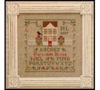 Geranium House Chart - 07-1189