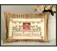Home Sweet Home Sampler Chart - 07-2261