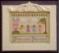 Princess Parade Chart - 08-2272