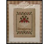 Summer Strawberries Chart - 06-2202