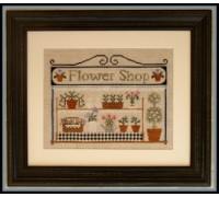 The Flower Shop Chart - 05-3149