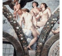 Cupid and the Three Graces - RA-10