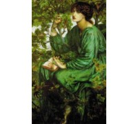 Day Dreamer by Rossetti - Chart or Kit