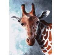 Giraffe Portrait - SZ-14