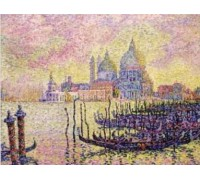 Grand Canal, Venice by Signac - PS-02