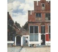 Houses in Delft - Chart or Kit