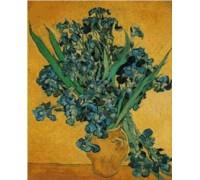 Irises - Amsterdam - Chart or Kit