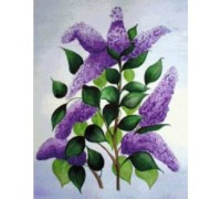 Lilacs - Chart or Kit