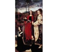 Mary Magdalene - Chart or Kit