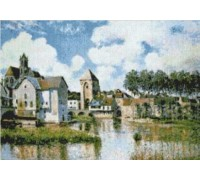 Moret Sur Loing - Chart or Kit