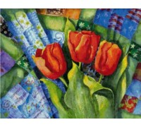 Quilts and Tulips - SZ-30
