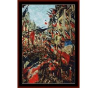 Rue Montargueil With Flags - Chart or Kit