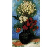 Vase with Flowers by Van Gogh - Chart or Kit