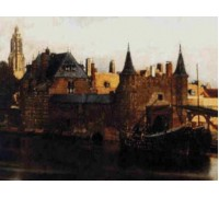 View of Delft - Chart or Kit