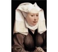 Woman with Gauze Headdress - Chart or Kit