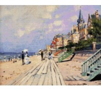 Boardwalk at Trouville Chart or Kit
