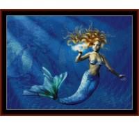 Fractal 245 - Mermaid - Chart or Kit