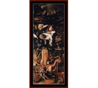 Garden of Earthly Delights - Right Tryptich - Chart or Kit