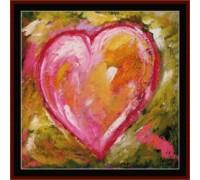 Hannah's Heart - Chart or Kit