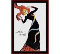 Jane Avril - Chart or Kit