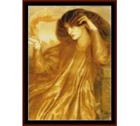 La Donna della Fiamma - Chart or Kit