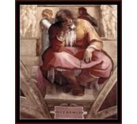 Prophet Jeremiah - Chart or Kit
