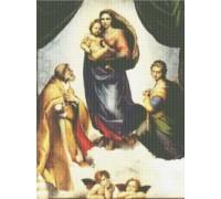 Sistine Madonna Chart or Kit