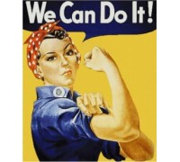 We Can Do It! - Chart or Kit