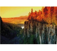 Autumn Cliffs Chart or Kit