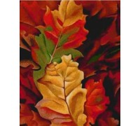 Autumn Leaves Chart or Kit