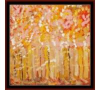 Autumn by Dan Scharf - Chart or Kit