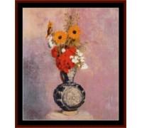 Bouquet of Flowers II - Chart or Kit