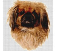 Pekingese Chart or Kit