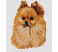 Pomeranian Chart or Kit