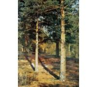 Sunlit Pines Chart or Kit