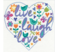 Say It With Cross Stitch