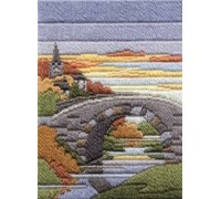 Autumn Evening Long Stitch - MLS15