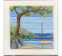 Beach Cove Silken Long Stitch - SLS2