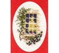 Christmas Window Card Kit - CDX08