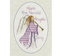 Christmas Angel Card Kit - CDX17