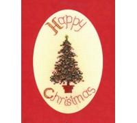 Christmas Tree Card Kit - CDX13