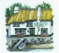 Cornish Cottage - 14DD203 - 14ct