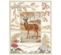 Deer by Derwentwater Designs - WIL2