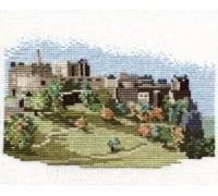 Edinburgh Castle - 14DD301 - 14ct