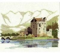 Eilean Donan Castle - 14DD302 - 14ct