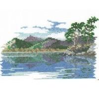 Friars Crag Cross Stitch - 14DD109 - 14ct